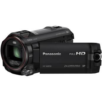 Panasonic HC-W850 Twin Camera Full HD Camcorder