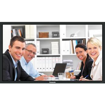 "Panasonic LFC70 Series TH-50LFC70U 50"" Full HD Widescreen Edge-Lit LED VA LCD Display (Black)"