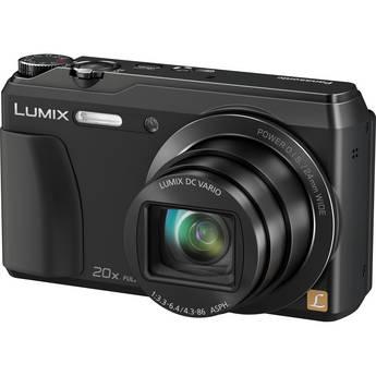 Panasonic Lumix DMC-ZS35 Digital Camera (Black)