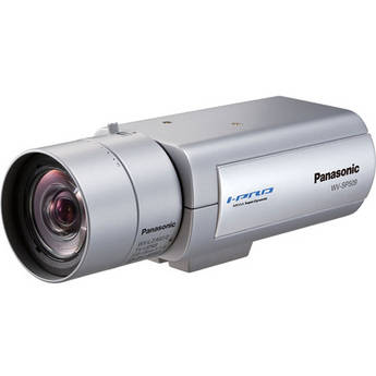 Panasonic POCSP509LMP24 Full HD Network Camera with 2.4 to 6mm Auto-Iris Lens