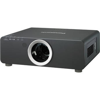 Panasonic PT-DZ770ULK 1-Chip DLP Projector without Lens