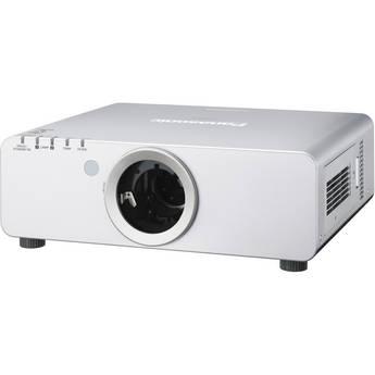Panasonic PT-DZ770LS WUXGA 1-DLP 7000 Lumens Projector (No Lens)