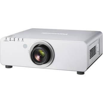 Panasonic PT-DZ770S WUXGA 1-DLP 7000 Lumens Projector with Standard Lens