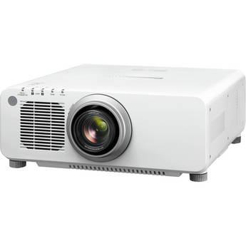 Panasonic PT-DW830UW WXGA 1-Chip DLP Projector (White)