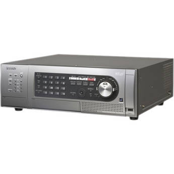 Panasonic WJ-HD616 16-Channel H.264 Digital Disk Recorder (6TB, NTSC)