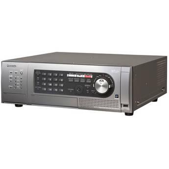 Panasonic WJ-HD716 16-Channel H.264 Real-Time Digital Disk Recorder (8TB, NTSC)