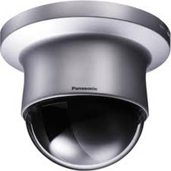 Panasonic WV-Q160C Indoor Dome Cover for WV-S6130 Camera (Clear)