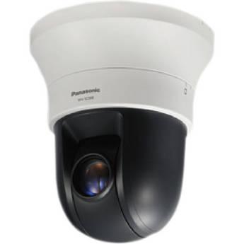 Panasonic WV-SC588 Super Dynamic Full HD Indoor/Outdoor Day/Night PTZ Dome Network Camera (NTSC)
