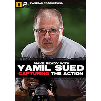 Panteao Training DVD: Make Ready with Yamil Sued: Capturing The Action