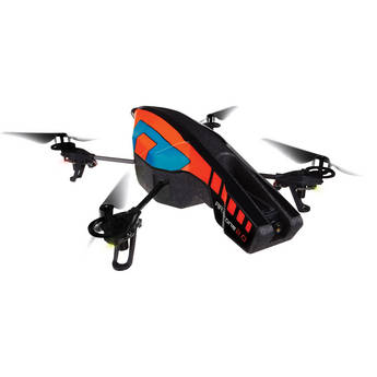 Parrot AR.Drone 2.0 Quadcopter (Blue/Orange)