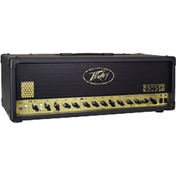 Peavey 6505 Plus 50th Anniversary 120W 2-Channel Tube Guitar Amplifier Head