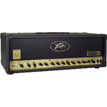 Peavey 6505+ 50TH Ann Gold 120W 2 Channel Tube Head Amplifier