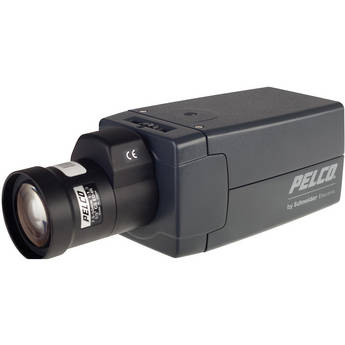 "Pelco C20DN7X 650 TVL 1/3"" CCD True Analog Day/Night Camera (PAL)"