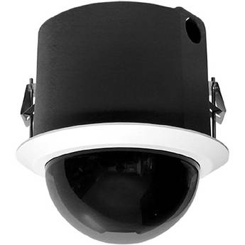 Pelco SD423-F0X Spectra IV SL Integrated Indoor Dome Camera System (Black, PAL)
