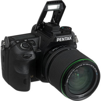 Pentax K-3 DSLR Camera with 18-135mm Lens