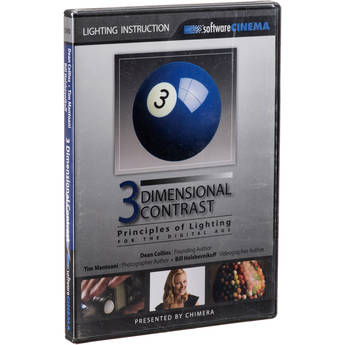 PhotoshopCAFE Training DVD: 3 Dimensional Contrast