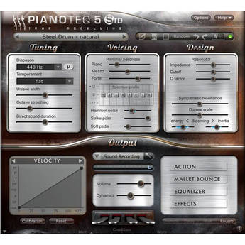 Pianoteq Steel Pans