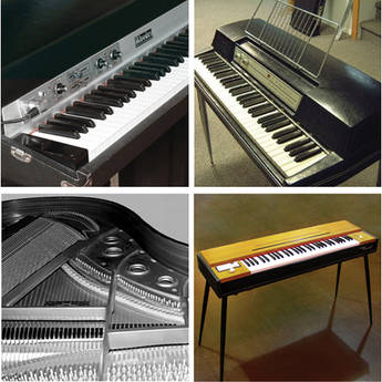 Pianoteq Rock Collection