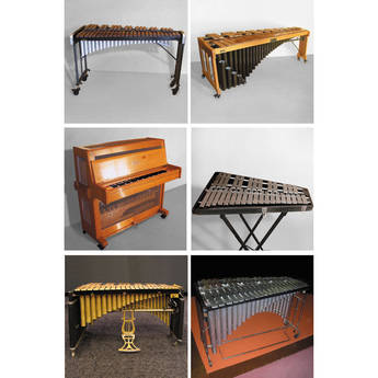Pianoteq Chromatic Percussion Collection