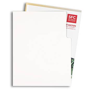 Pina Zangaro Open-Corner Sleeves (3-Pack, White)