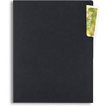 Pina Zangaro Open-Corner Sleeves (25-Pack, Black)