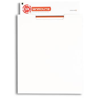 Pina Zangaro Open-Top Sleeves (3-Pack, White)