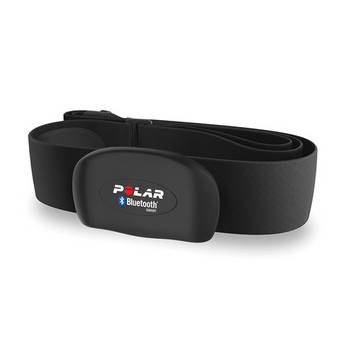 Polar H7 Heart Rate Sensor for Select Smartphones and Polar Devices (M-XXL, Black)