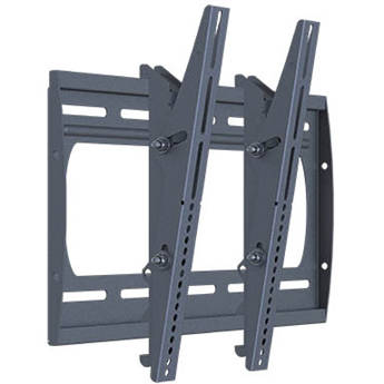 Premier Mounts Outdoor Low-Profile Tilting Mount for Flat-Panel Display (Load Up to 130 lb)