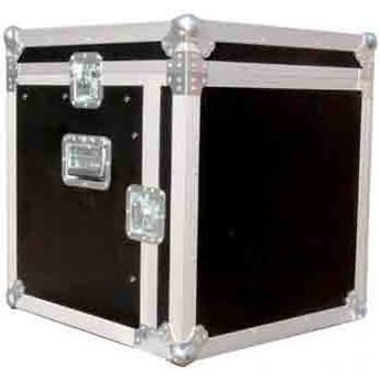 Pro Cases 10U Mixer/ 10U Combo Rack
