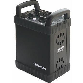 Profoto Pro-8a Air Power Pack - 2400 Watt/Seconds (100-240VAC)