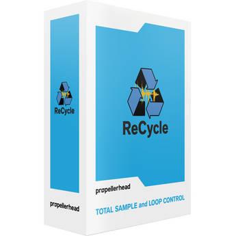 Propellerhead Software ReCycle 2.2 Loop Editor Software (Educatio