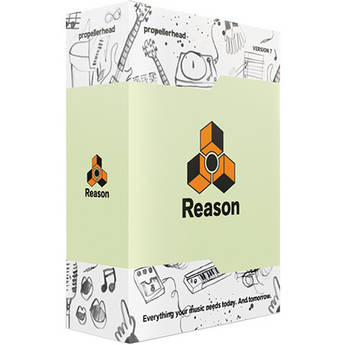 Propellerhead Software Reason 7 Music Recording & Production Software Upgrade (Educational, 1-Pack)