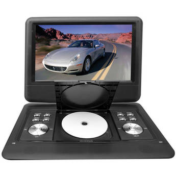 "Pyle Home Pyle Home 14"" Portable DVD Player"