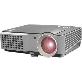 Pyle Pro PRJD902 SVGA Widescreen LED Projector