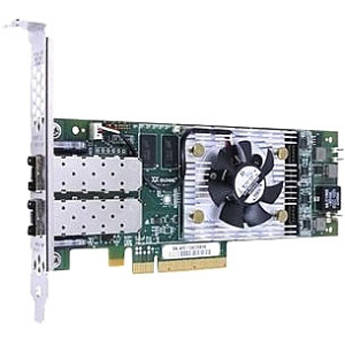 Q-Logic QLE8362-SR-CK 8300 Series Dual Port Ethernet-to-PCIe Converged Network Adapter