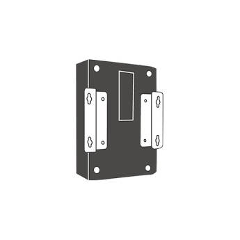QNAP Wall-Mounting Bracket for IS-400 Pro NAS
