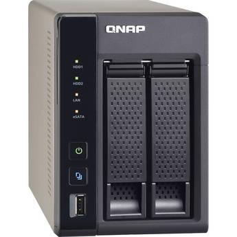 Qnap TS-269L 2-Bay Turbo NAS Server for Home and SOHO