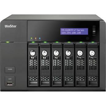 Qnap VS-6112 Pro+ 12-Channel VioStor Tower NVR
