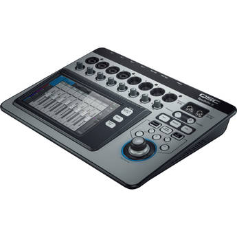 QSC TouchMix-8 Compact Digital Mixer with Touchscreen