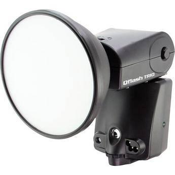 Quantum Instruments Qflash TRIO QF8C TTL Shoe Mount Flash for Canon E-TTL II