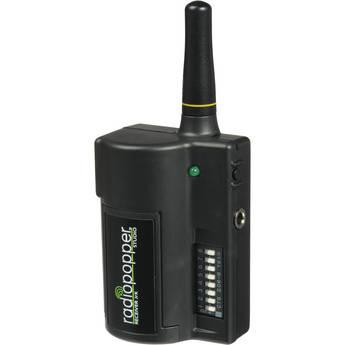RadioPopper JRX-R Receiver