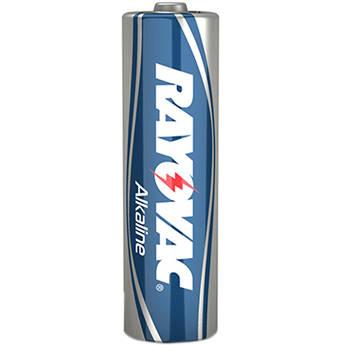 RAYOVAC AA Alkaline Battery (500-Pack)