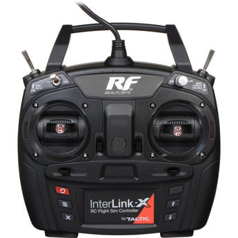 RealFlight RF-8 Software and InterLink-X Controller