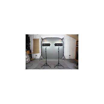 Reflecmedia RM7221 ChromaFlex All-in-One Studio Bundle (Medium, Blue)