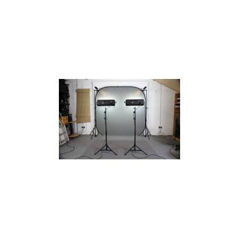 Reflecmedia RM7221 ChromaFlex All-in-One Studio Bundle (Medium, Green)