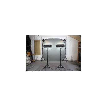 Reflecmedia RM7221 ChromaFlex All-in-One Studio Bundle (Small, Blue)