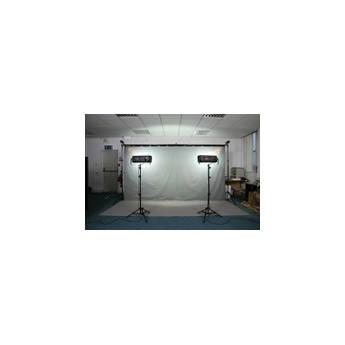 Reflecmedia RM7230 Chromatte All-in-One Studio Bundle (Medium, Blue)