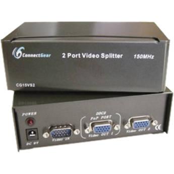 RF-Link 2-Port Video Splitter 250Mhz (1920x1440)