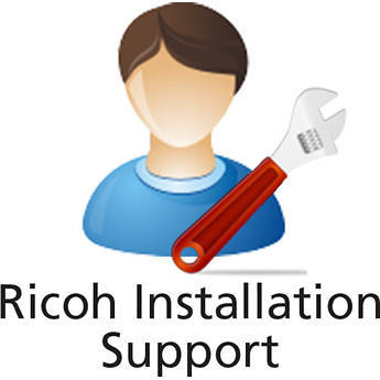 Ricoh On-Site Installation for P C600 Color Laser Printer