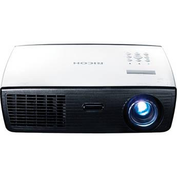 Ricoh PJ WX2130 WXGA DLP Projector